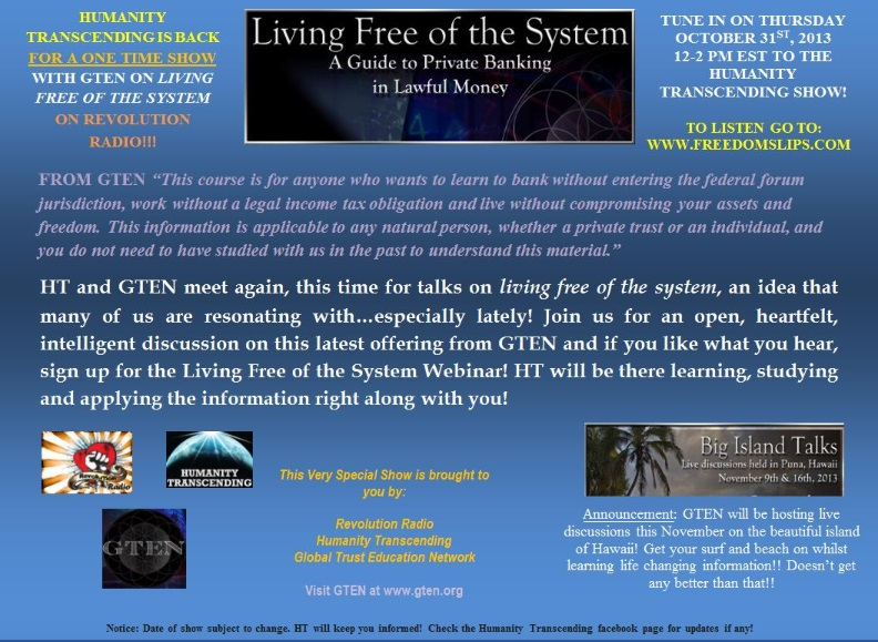 gten-living-free-of-the-system-humanity-transcending-2013
